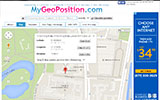 GEO WEBSITE POSITION GENERATOR