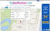 GEO WEBSITE POSITION GENERATOR